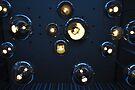 Globes of Golden Light by Jen Waltmon