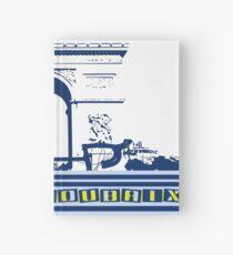 Paris - Roubaix Hardcover Journal