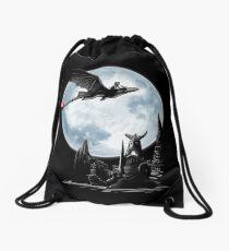 The Night Fury Drawstring Bag