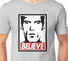 BELIEVE GIANT Unisex T-Shirt