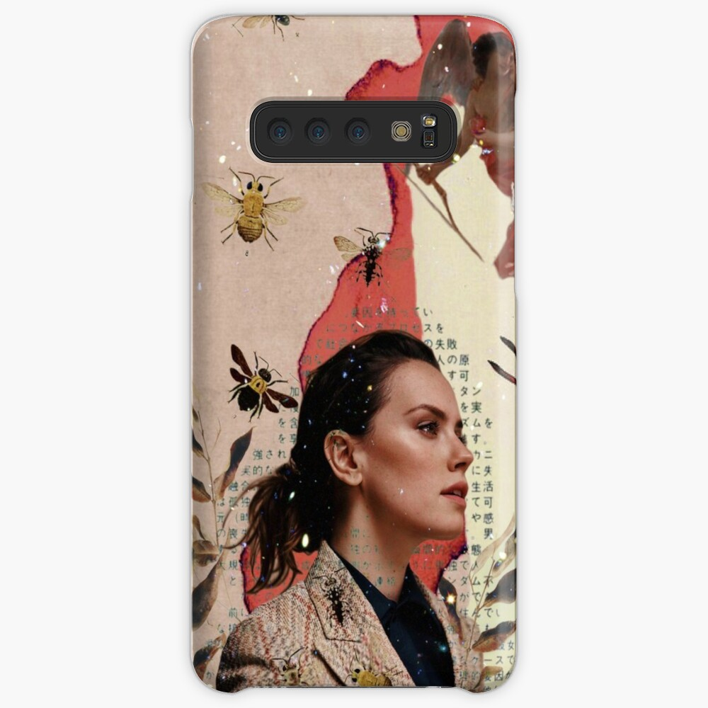 Daisy Ridley Fundas y vinilos para Samsung Galaxy