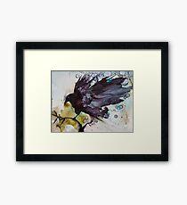 Nevermore Framed Print