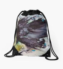 Nevermore Drawstring Bag