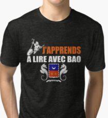 976 Mayotte Tri-blend T-Shirt