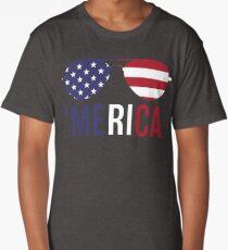 'MERICA Merica Long T-Shirt