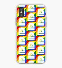 Rainbow Dalek iPhone Case