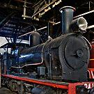 Steam Locomotive by KellyJo