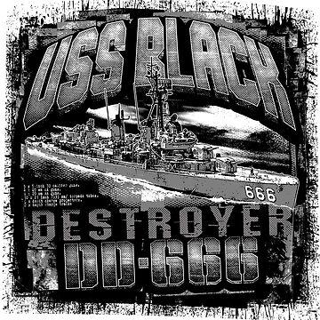 Destroyer Black by deathdagger
