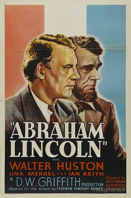 the life and career of dw griffith Made in 1930, griffith's abraham lincoln was director's penultimate film in a movie-making career that lasted from 1908 to 1931 this was griffith's first attempt at making a 'talkie', a format he had previously scorned.