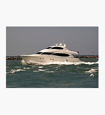 Lotta Yacht Photographic Print