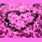 Rock Love (Pink) by Joe Lach