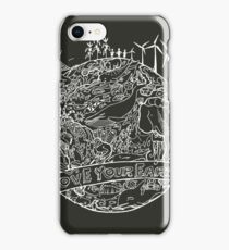 Love Your Earth iPhone Case/Skin