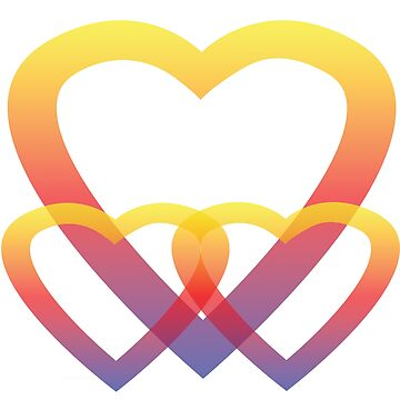 LGBT Gay Pride Heart Full Of  Love Rainbows by MMadson