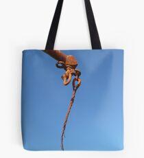Just hanging around Tote Bag