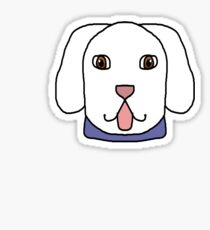 A Dog Named Spot Sticker