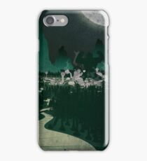 Four Of Seven iPhone Case/Skin