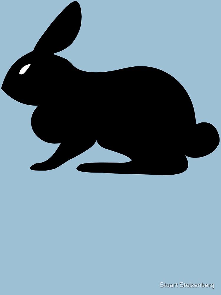 Black Rabbit by stuartist