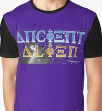 Ancient Alien Graphic T-Shirt