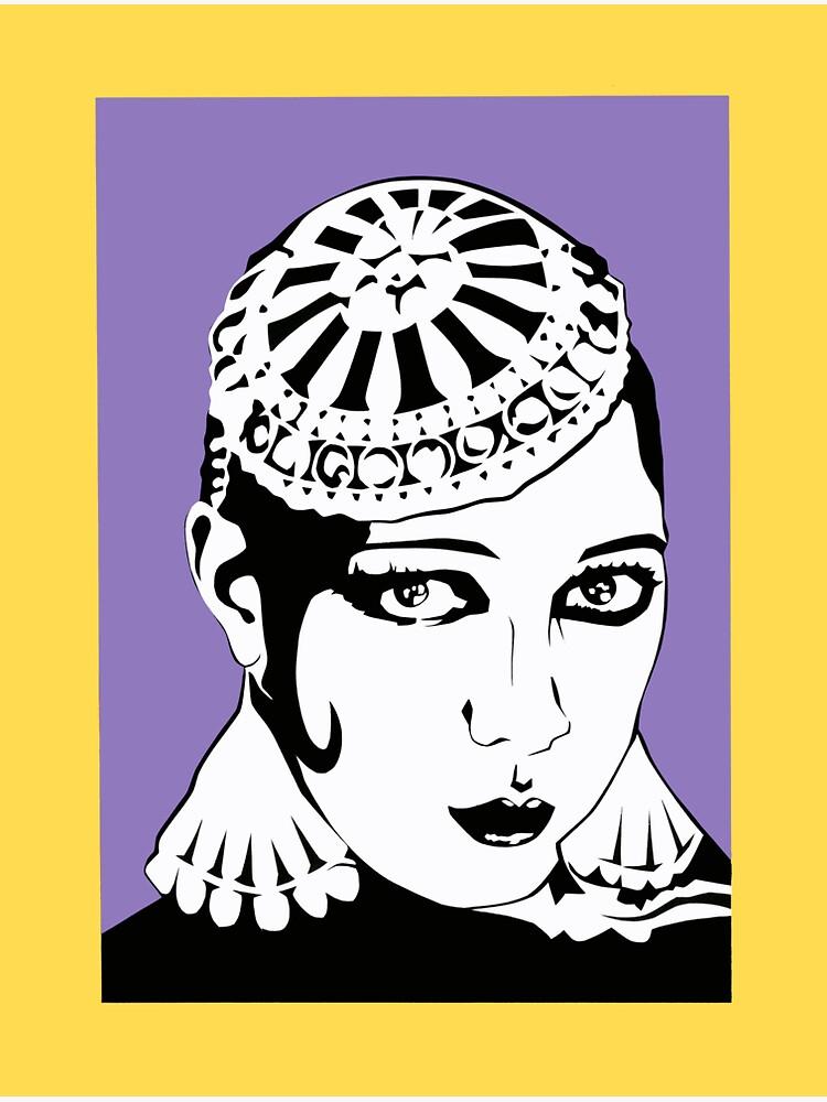 Josephine Baker by richackoon
