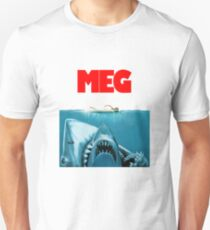 meg - goodbye bruce Unisex T-Shirt