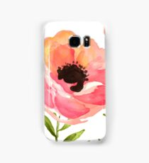 Watercolor Flower Samsung Galaxy Case/Skin