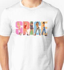 Spice Girls Merch Unisex T-Shirt