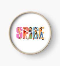 Spice Girls Merch Clock