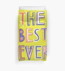 the BEST EVER Duvet Cover