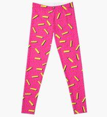 Retro 80's club leggings Leggings