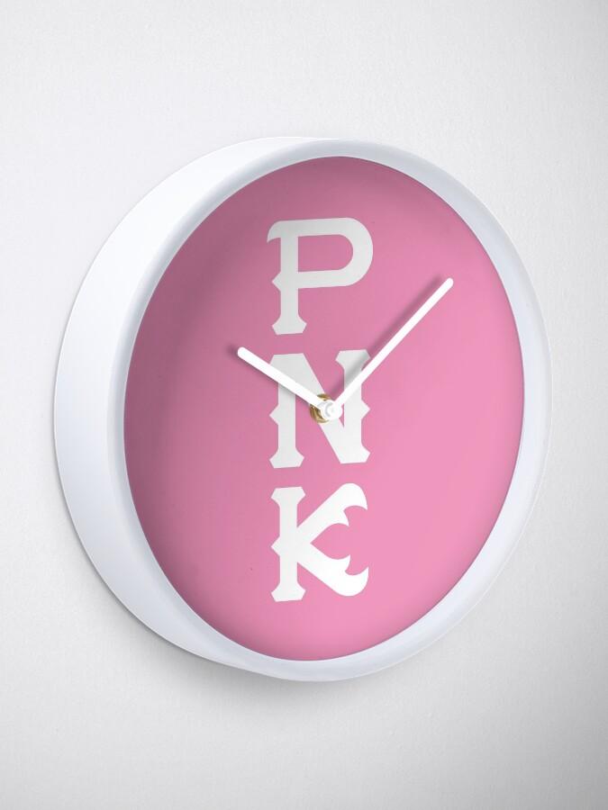 Alternate view of Python Nu Kappa (Monsters U) Clock