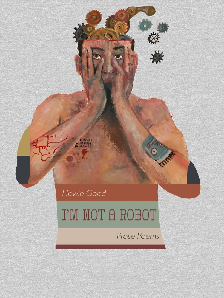 I'm Not a Robot - Cover Art by TolsunBooks