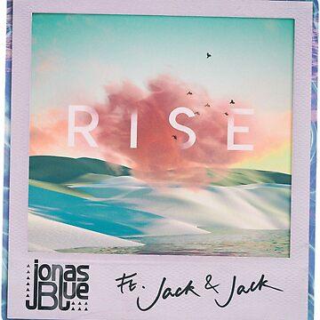 Jack & Jack Merch | Rise with Jonas Blue | Jack Gilinsky and Jack Johnson by Halla-Merch