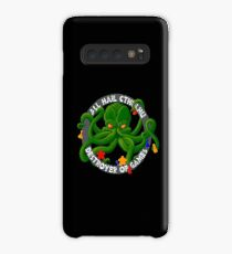 Cthulhu - Destroyer of Games Case/Skin for Samsung Galaxy
