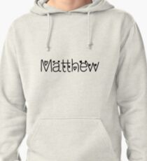 Hey Matthew this is perfect for you Pullover Hoodie