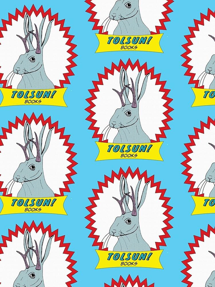 Comics Jackalope - Tolsun Books Logo by TolsunBooks