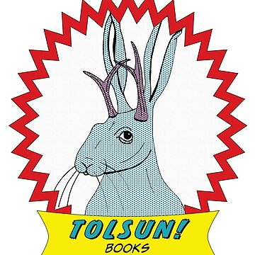 Comics Jackalope - Tolsun Books Logo by TolsunBooks