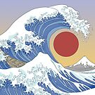 hokusai by tonguetied
