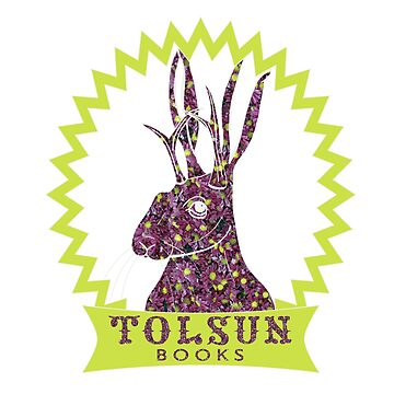 Flower Jackalope - Tolsun Books by TolsunBooks