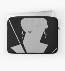 Stencil Vogue Laptop Sleeve
