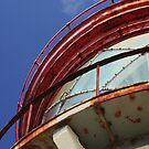 Rusting Lighthouse by Diana Forgione