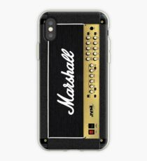 Marshall Guitar Amp - Phone Case, Shirts, Hoodies & Stickers iPhone Case