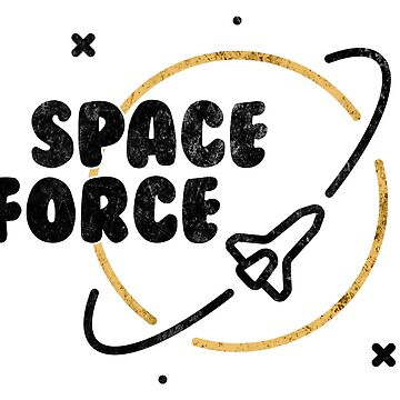 The United States Space Force (color option 2) by mburleson