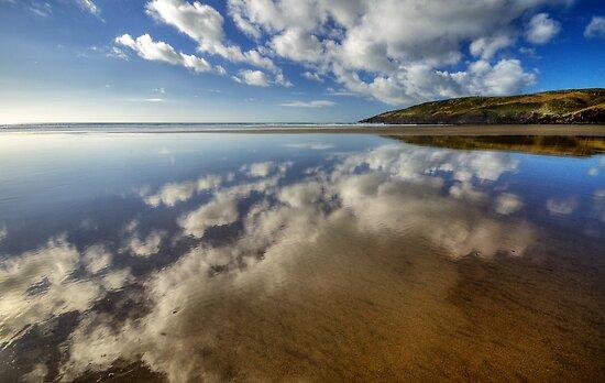 Mirror Beach by Mark Robson