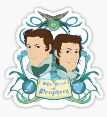 Team Grimm Sticker