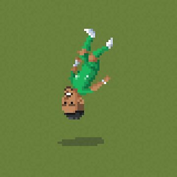 KSA Backflip by 8bitfootball