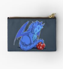 D20 Blue Dragon Studio Clutch