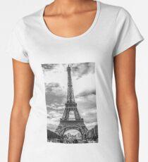 Eiffel Tower 10 Women's Premium T-Shirt