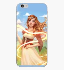 The Story of Ember iPhone Case