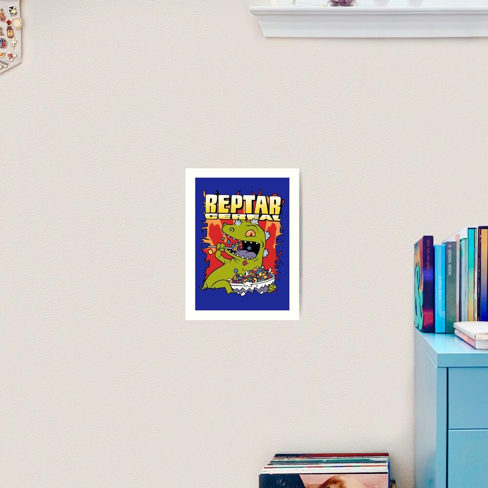 """Rugrats T-shirt Tee Design"""" Art Print By"""