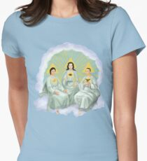 Holy Trinity Women's Fitted T-Shirt